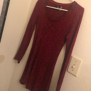 Urban Outfitters long sleeved dress